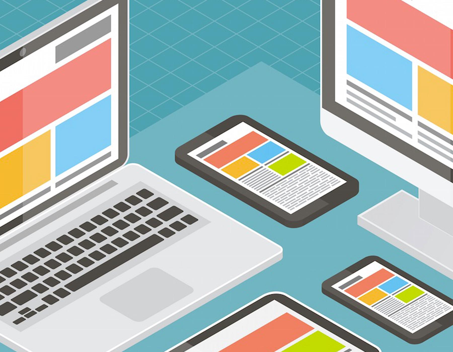 Les règles de base du Webdesign